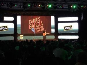 Contratar a Carlos García