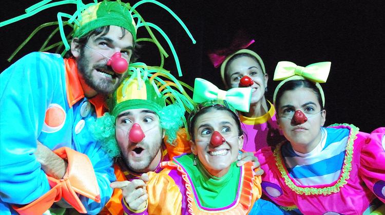 contratacion de circo infantil