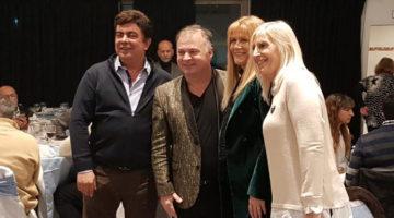 Claudio Rico en el Festejo del Día del Periodista, La Matanza