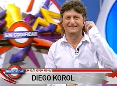 Contratar a Diego Korol