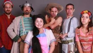 Contratar a Don Quijote de las Pampas