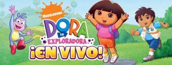 Contratar a Dora la exploradora
