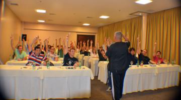 Enrique Nardone conferencia para compañías de seguros