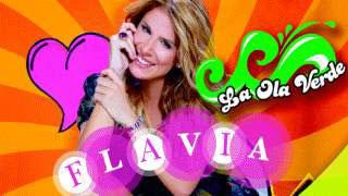 Flavia Palmiero y La Ola Verde