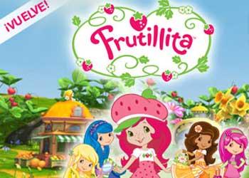 Contratacion de Frutillita, el festival de la Primavera