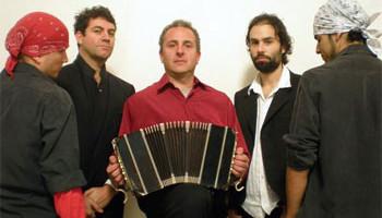 Contratar a Galaxia Buenos Aires - Tango Electronico