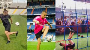contratar a the magic of football