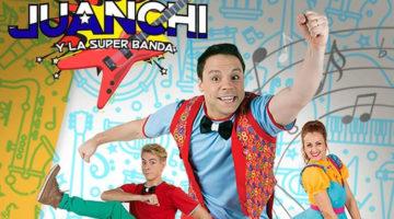 Contrataciones Juanchi y la Super Banda