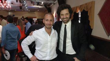 Julián La Bruna en el Aniversario de DMD Compresores