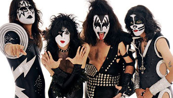 Kiss Nation, banda tributo a Kiss