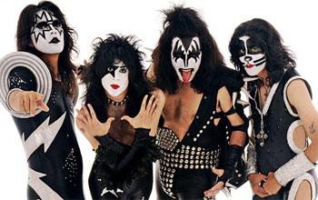 Contratar a Kiss Nation, banda tributo a Kiss