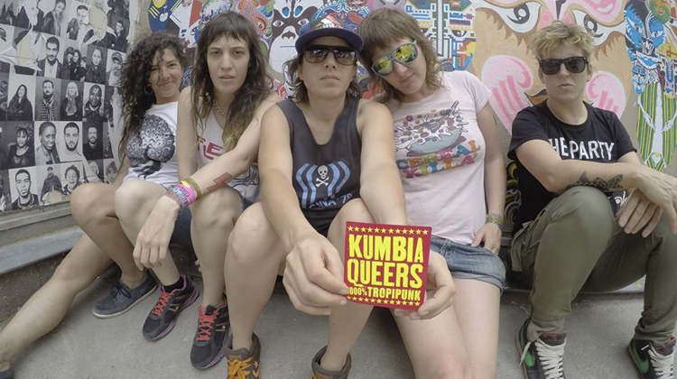 contratacion de kumbia queers