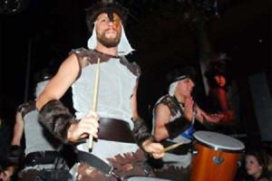 Contratar a la Batucada Vikinga