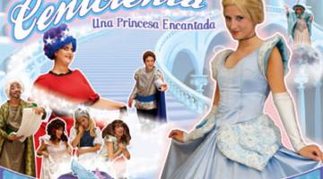 Cenicienta, una princesa encantada