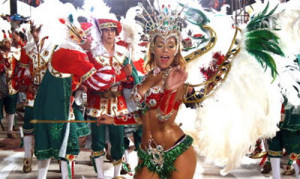 Contratar a la Comparsa Samba Total