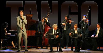 Contratar a La Orquesta Color Tango