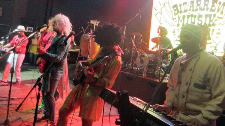 Contrataciones La Zandanga Bizarren Band