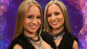 Contratar a las gemelas Pozzi