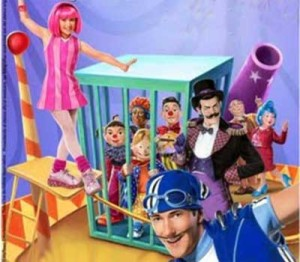 Contratar a Lazy Town