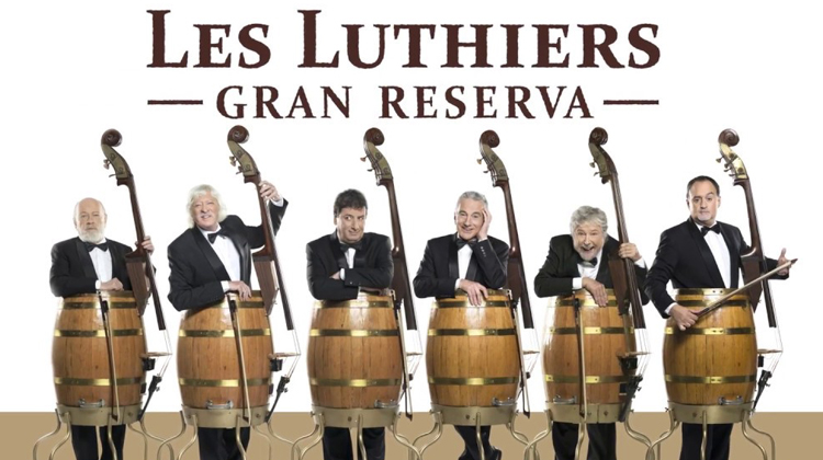 contratar a les luthiers gran reserva