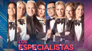 Contrataciones los Especialistas del Show