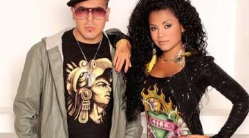 Lourdes D y Maxi el Brother