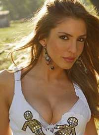 Luly Drozdek es modelo y actriz Argentina, quien se destaca ...