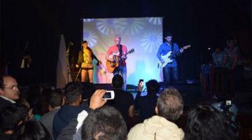 Marcelo Moura en la Fiesta I Love 80s, Jujuy