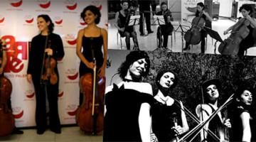 Moulin Quartet, show de música clásica