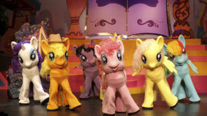 my little pony and equestria girls contraciones