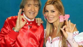 Panam y Carlitos Bala