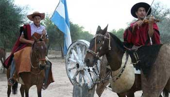 Pancho y Fermin Pereyra