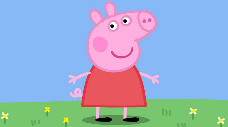 Contrataciones a Peppa Pig