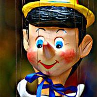 Pinocho en el mundo de los Titeres