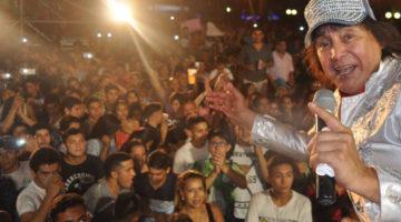 Ricky Maravilla en la Fiesta Caá Catí, Corrientes