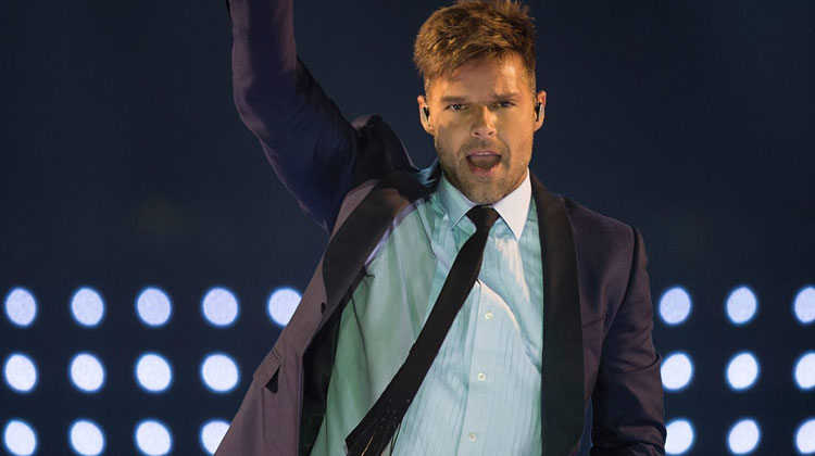 Contrataciones Ricky Martin