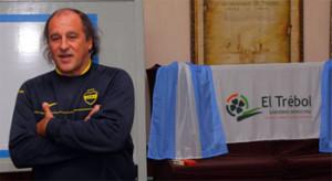 Contratar a Roberto Mouzo - Clinica de Ex Jugadores de Boca juniors