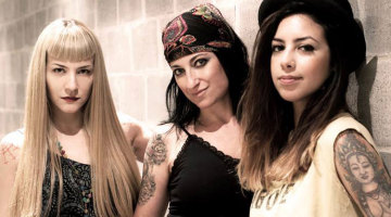 Contratar a Some Girls, tributo a los Rolling Stones