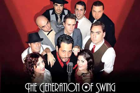 Contratar a The Generation of Swing