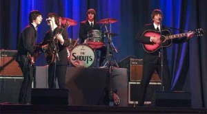 Contratar a The Shouts, tributo a los Beatles