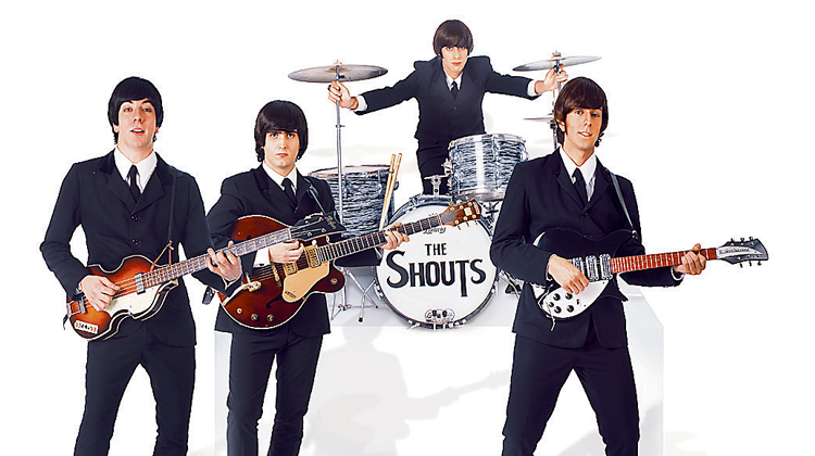 contratar a tributo a The Beatles