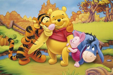 Contratar a Winnie Pooh