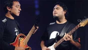 Contratar al Duo Orellana-Lucca (Ex Duo Terral)