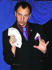 Contratar al Mago Tony Aranz