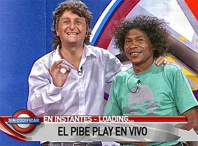 Contratar al Pibe Play