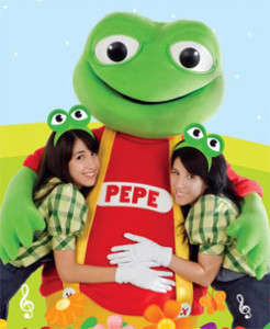 Contratar a El Sapo Pepe