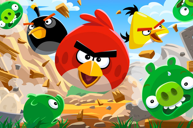 show angry birds teatro