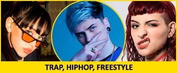Contratar artistas de Trap