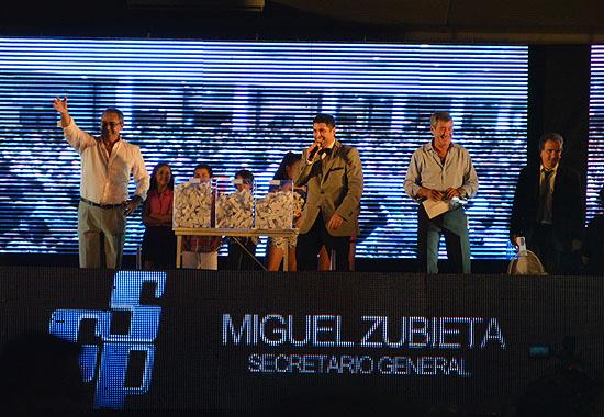 Los Rebos, Puntos Cardenales y Gaucho Aleman en la Fiesta del Sindicato de Salud (La Plata)