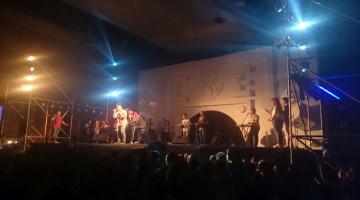 Show de AX-13 en Tucumán